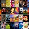 Фоновые изображения на разные темы