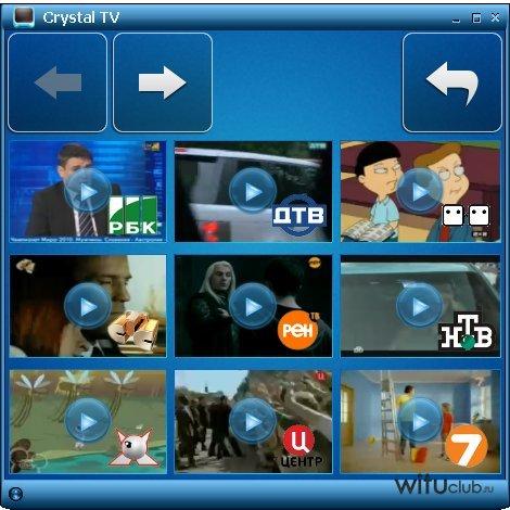 Tv телевизор на вашем коммуникаторе